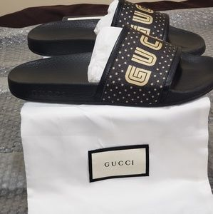 Gucci Shoes - T.Supreme Guccy Star